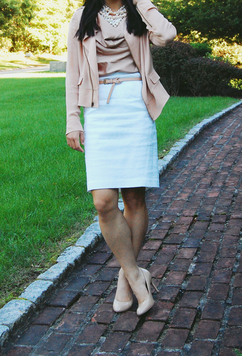 OOTD + 40% Off Everything at Ann Taylor
