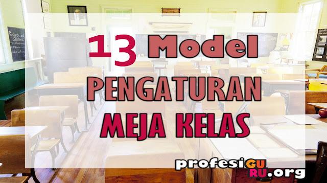 Model Pengaturan Meja Kelas yang Layak dicoba di Sekolah