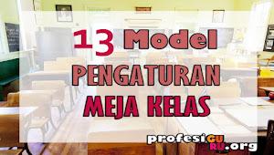 13 Model Pengaturan Meja Kelas yang Layak dicoba di Sekolah
