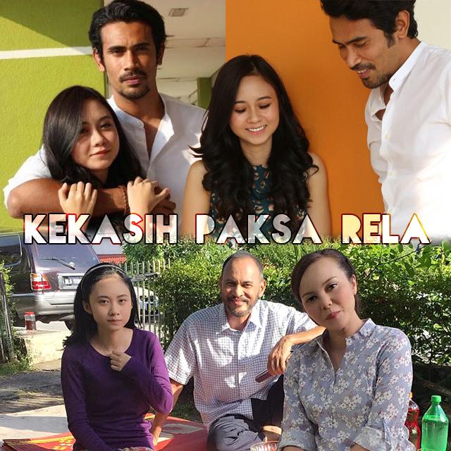 Drama Kekasih Paksa Rela Lakonan Remy Ishak, Intan Najuwa