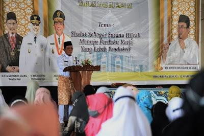 Peringati Isra Miraj, Berikut Penyampaian Gubernur Kepri