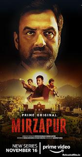 Mirzapur 2018 (Season 1) All Episodes HDRip 720p,480p