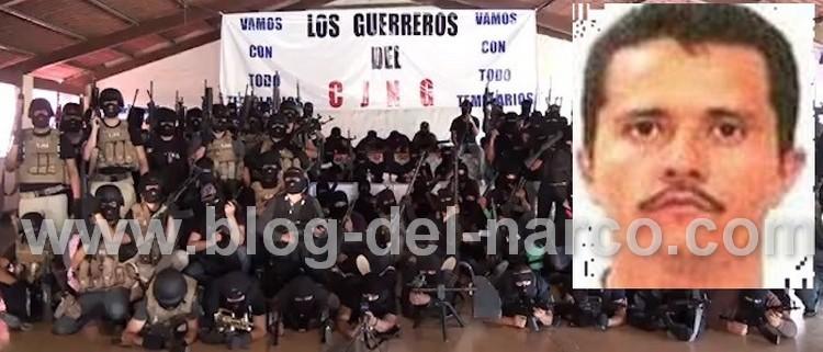 El Mencho líder del CJNG se pasea tranquilamente en El Grullo Jalisco