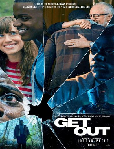 Get Out (Déjame salir) (2017)