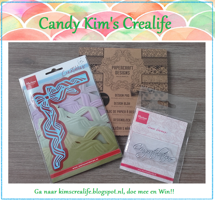 Blogcandy bei Kim