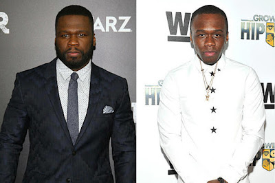 50 cent son beef