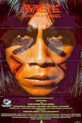 Аваэте - семя мести / Avaeté - Semente da Vingança / Avaete, Seed of Revenge. 1985.