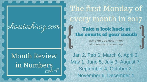 Month Review in Numbers