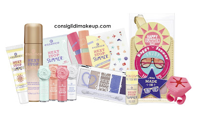Consigli di Makeup Beauty & More: Preview: Next stop Summer - Essence