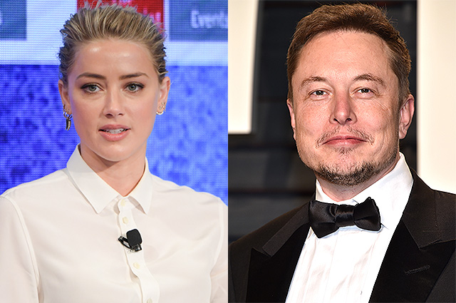 Amber heard and Elon Musk relationship