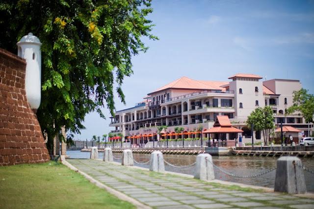 casa del rio melaka hotel by hpl