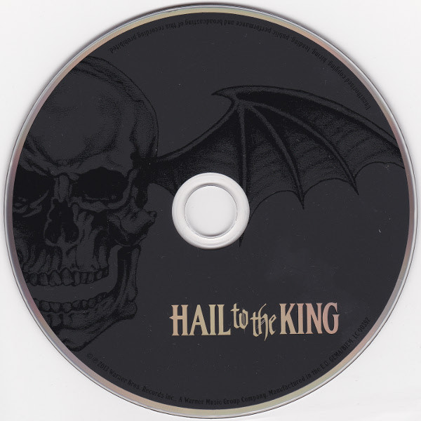 Hail to the king album download monument of endless damnation avenged sevenfold hail to the king 2013 cd album voltagebd Gallery