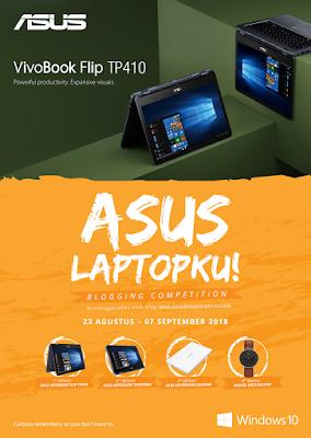 Asus Laptopku Blogging Competition by uniekkaswarganti.com