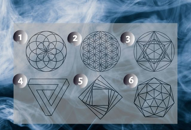 Тест: Выберите символ, и мы скажем, чего требует ваша душа