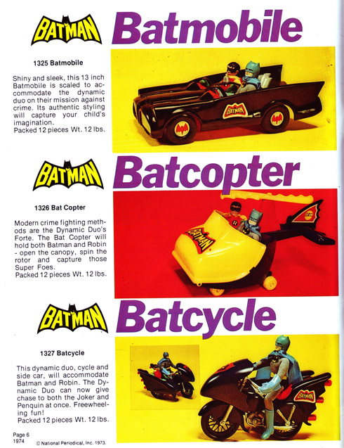Mego le pubblicit dei super eroi marvel e dc for Piani di caverna di garage uomo