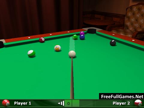 DDD Pool PC Game Free Download Full Version