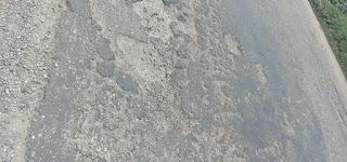 শৈলকুপায় মহা সড়কের মহাসড়কের বেহাল দশা