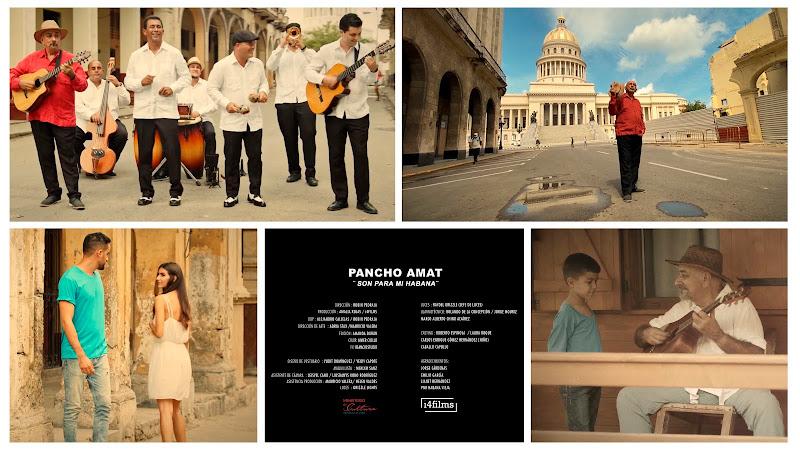 Pancho Amat - ¨Son para mi ciudad¨ - Videoclip - Director: Robin Pedraja. Portal Del Vídeo Clip Cubano. Son Cubano. Música tradicional cubana. CUBA.