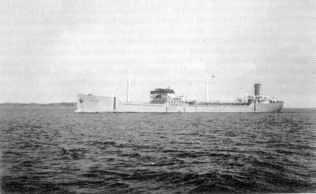 Swedish tanker Castor, sunk on 31 March 1941 worldwartwo.filminspector.com