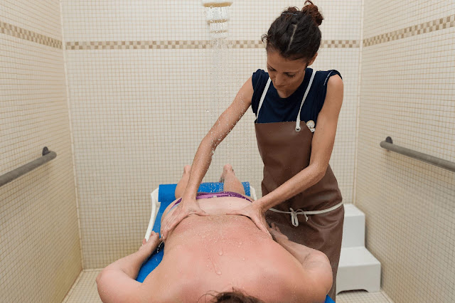 thermalism hydrotherapy - Lower Back Pain