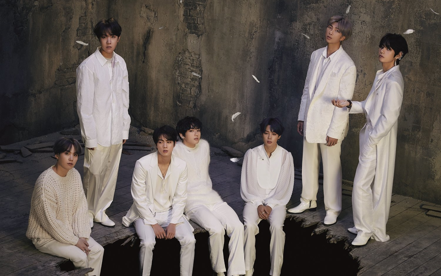 BTS Announce The Track List Of  'Map of the Soul:7' Album