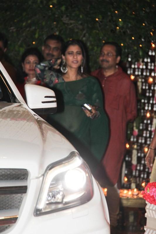 Bollywood Celebrity at Mukesh Ambani's Bash Party