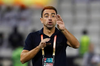 Xavi reveals who would form his coaching team when he returns to Barcelona
