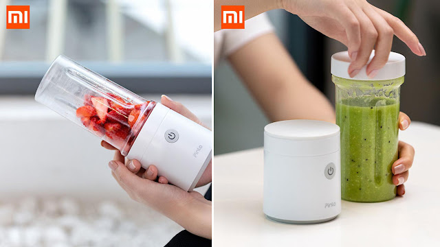 Wireless Small Electric Juicer