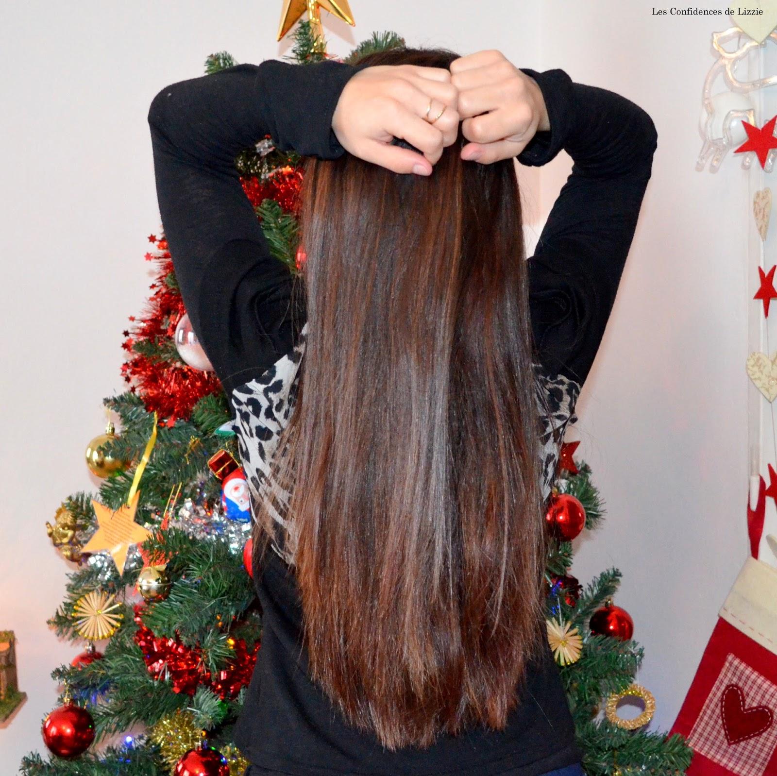 cheveux - cheveux lissés - cheveux souples - beaux cheveux - entretenir facilement ses cheveux - cheveux soyeux - cheveux doux