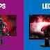 Monitores IPS vs. Monitores LED: Todo lo que necesitas saber.