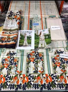 Gull Ahmed lawn Pakistani Suits wholesaler