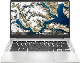 HP Chromebook 14a-na0061dx