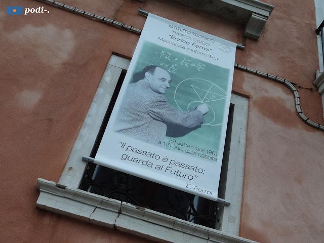 Enrico Fermi, il passato è passato. Guarda al futuro - Venezia