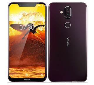 hp Nokia 8.1 (X7) Harga Dan Spesifikasinya