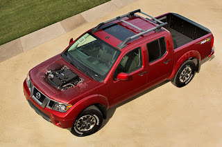Nissan Frontier 2020 - USA Frontierembed