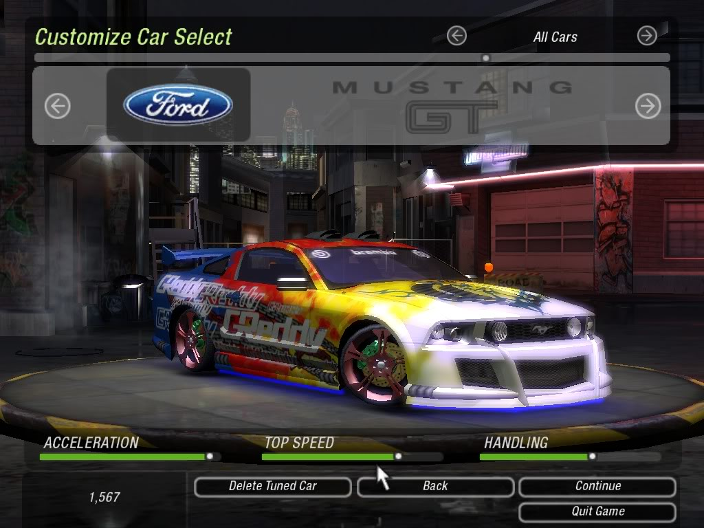 Need for Speed Underground 2 Full Version for PC - Blog