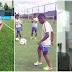 Campaz no baja la guardia: Trabaja duro con la Sub-17, que se prepara para Sudamericano
