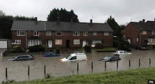les inondations vont se multiplier en Europe