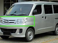 Harga dan Fisik : Lampu Depan Kanan Daihatsu Luxio