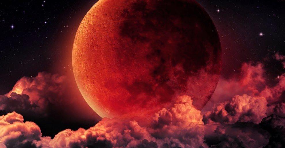 Лунное затмение в 2019 году. Когда будет по московскому времени рекомендации