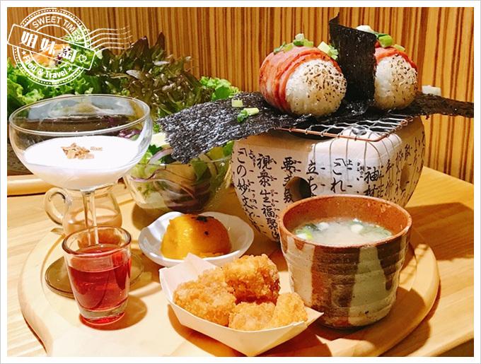 桃園山好食日式輕食-隱藏版美食,不只美觀超級膨湃