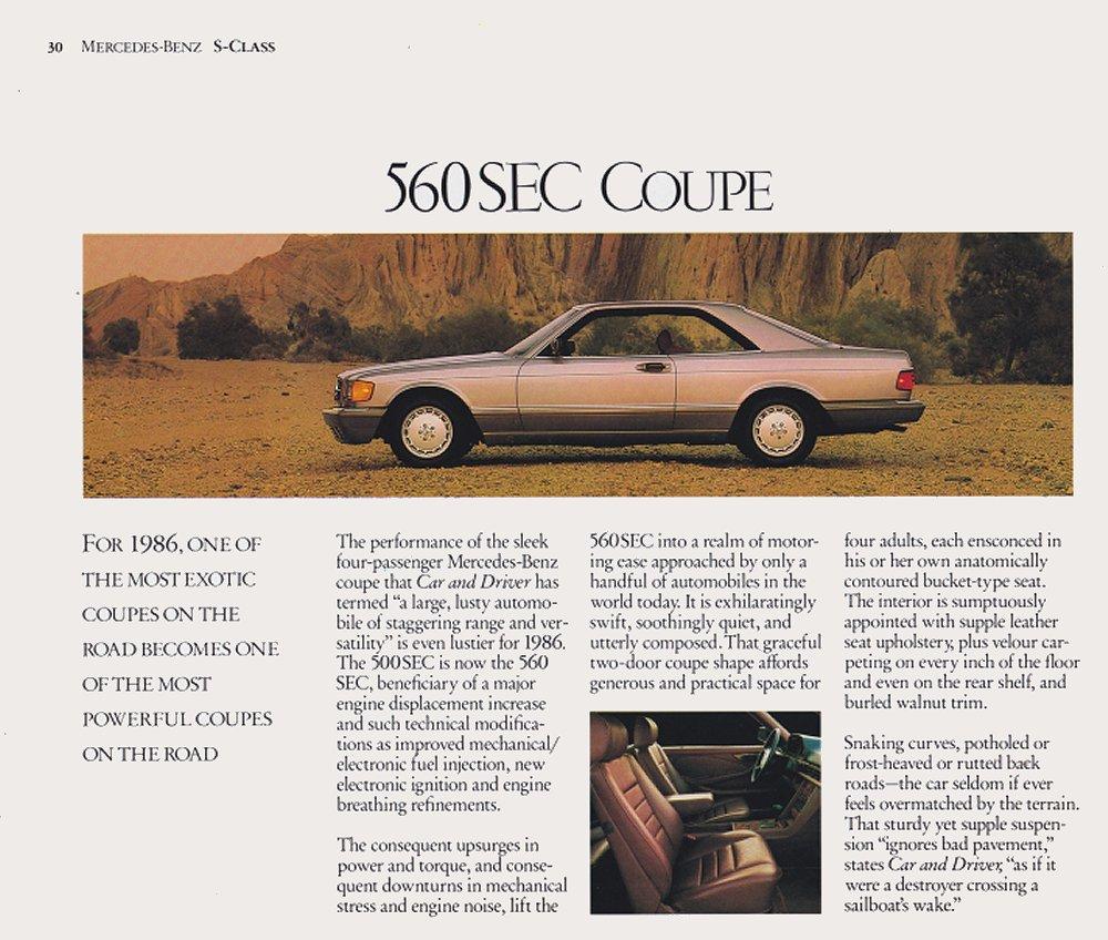 1988 Mercedes-Benz 560 SL Convertible (W107) | STUURMAN