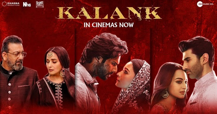 Kalank Crashes On 1st Monday (6th Day) At Box Office