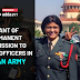 Grant of  Permanant Commission to Women Officer in Indian Army: Know Here