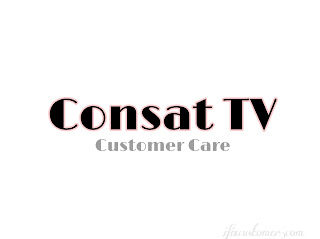 Consat TV Customer Care Line