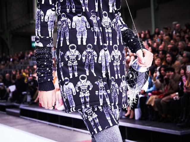 50 anni sbarco primo uomo sulla luna moda lunare fashion lunare mariafelicia magno fashion blogger colorblock by felym Pierre Cardin