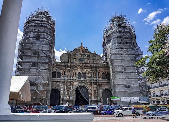 Catedral da Cidade do Panamá, Casco Antiguo