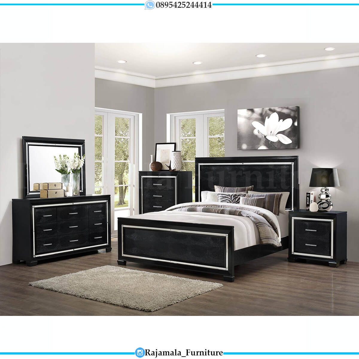 Dipan Minimalis Modern Jepara Luxury Style Mebel Jepara RM-0692
