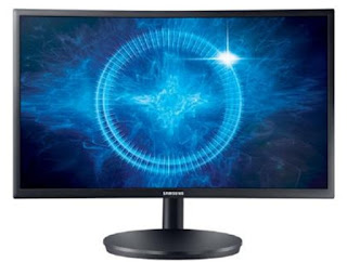 Led Gaming Monitor PC 24 Inch LC24FG70FQE