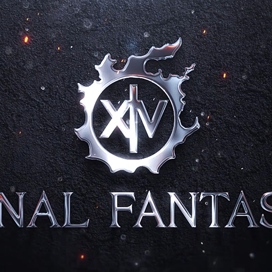 FF14 - All Job Icon Intro Movie Wallpaper Engine